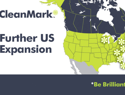 CleanMark pushes its US presence, securing sizable new business wins – while seeing significant growth across its existing US territories